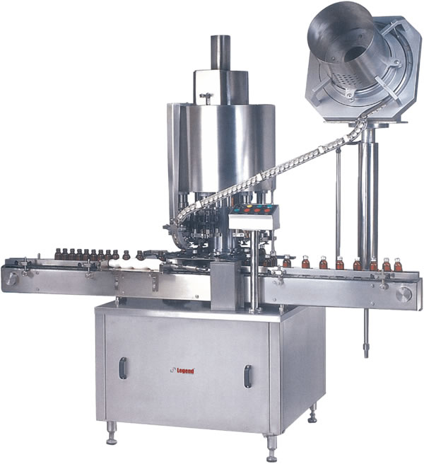 Automatic Multi Head ROPP Cap Dealing Machien