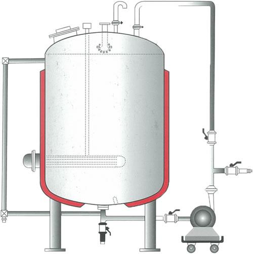 Water Storage Tank Vents