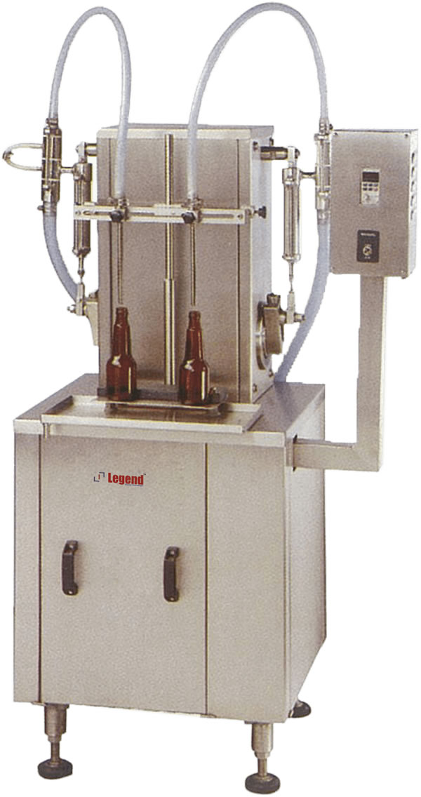 Semi-Automatic Volumatric Liquid Filling Machine